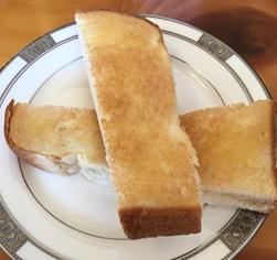 大川珈琲屋・トースト
